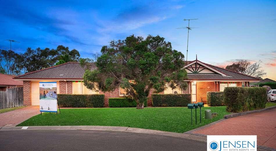 11 Pandanus Circuit, Stanhope Gardens NSW 2768
