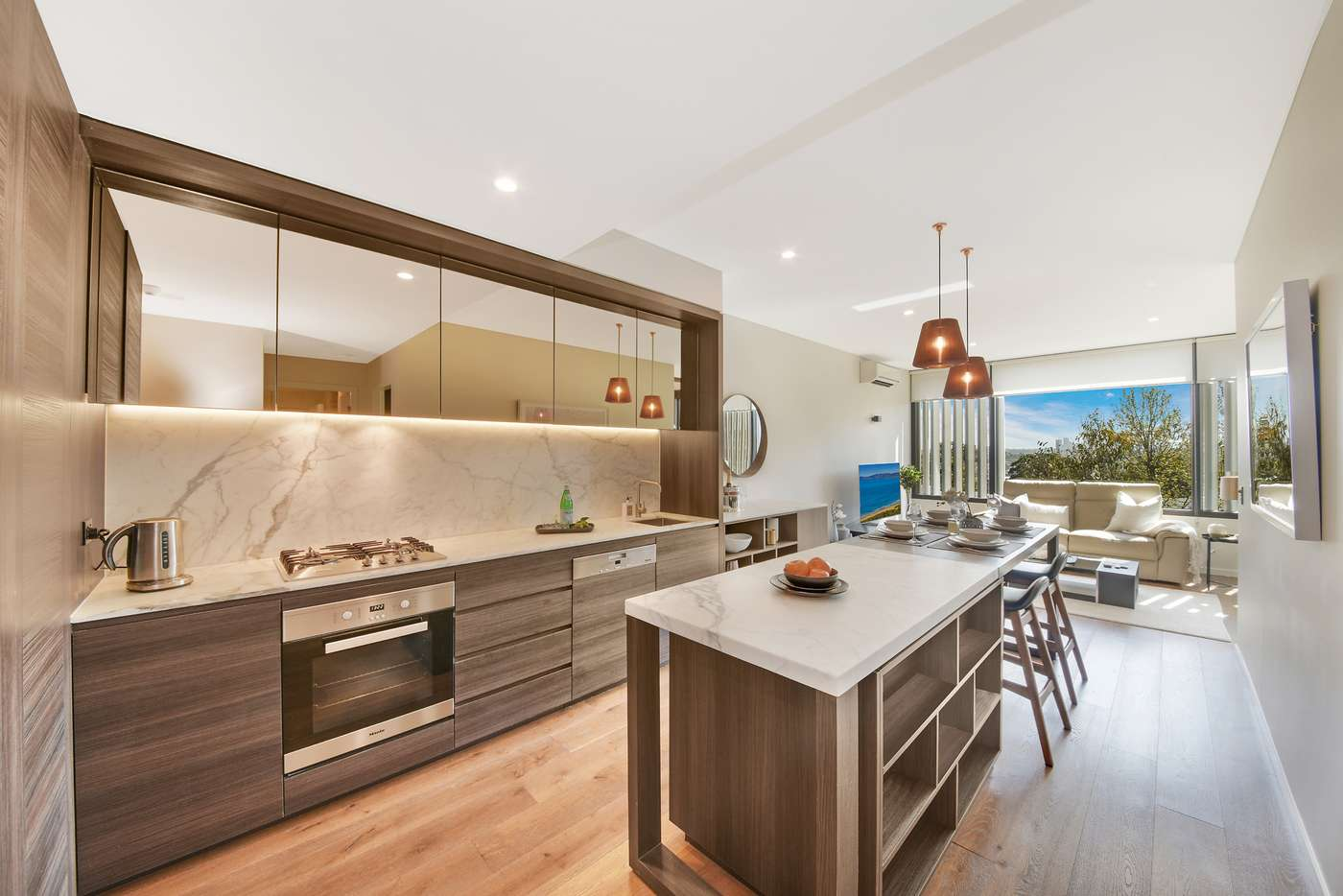 Main view of Homely apartment listing, 305/116 Belmont Road, Mosman NSW 2088