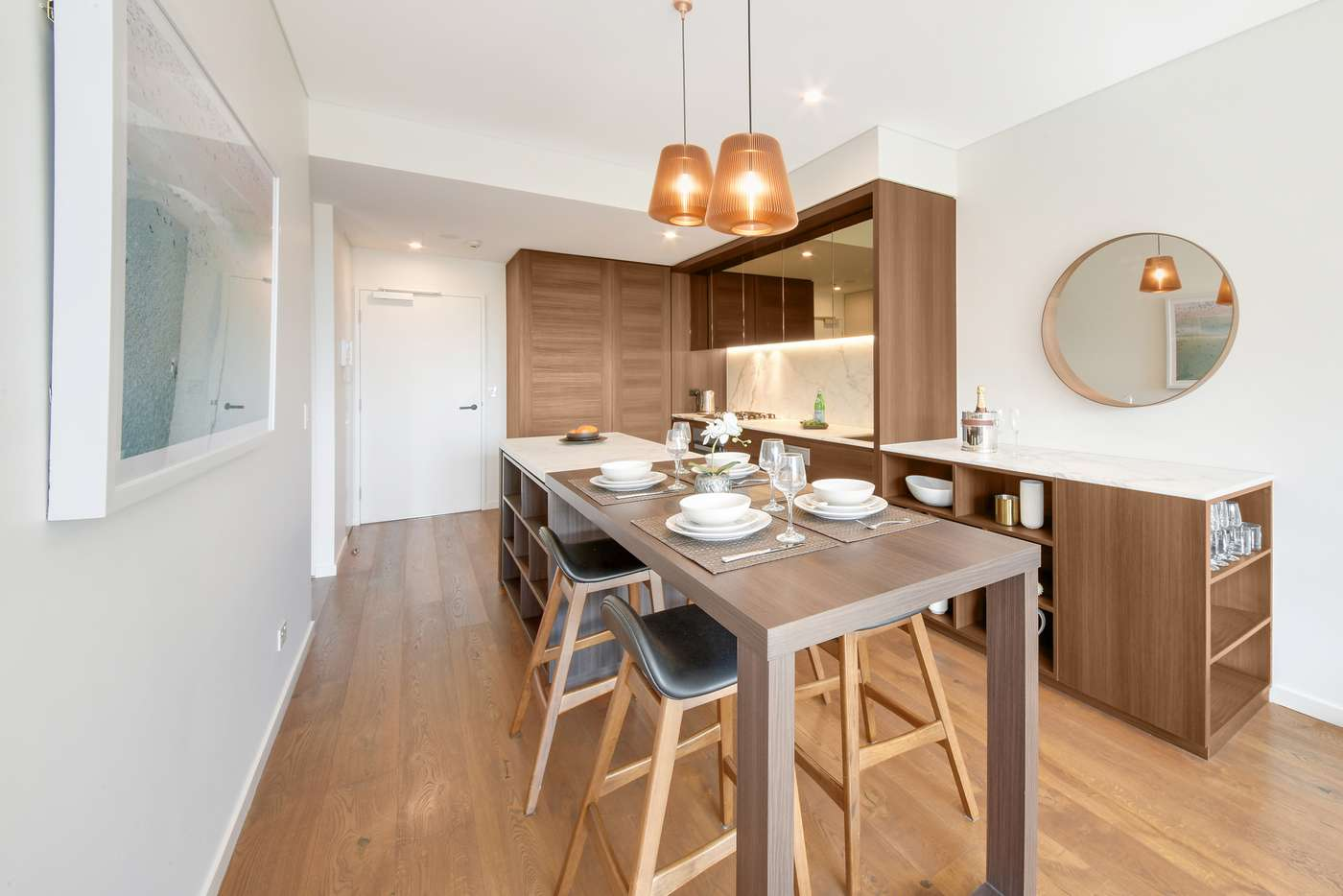 Fifth view of Homely apartment listing, 305/116 Belmont Road, Mosman NSW 2088