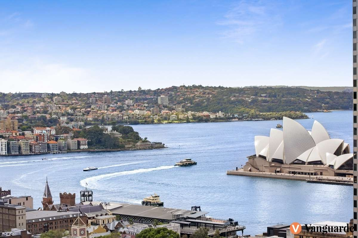 Main view of Homely apartment listing, 2203/168 Kent Street, Sydney, NSW 2000