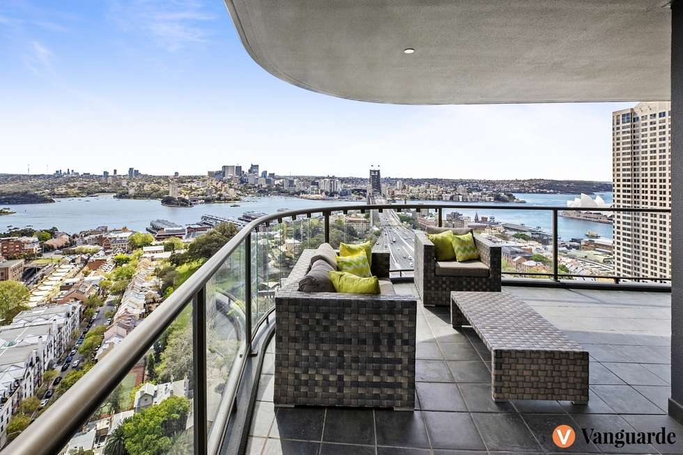Fourth view of Homely apartment listing, 2203/168 Kent Street, Sydney NSW 2000