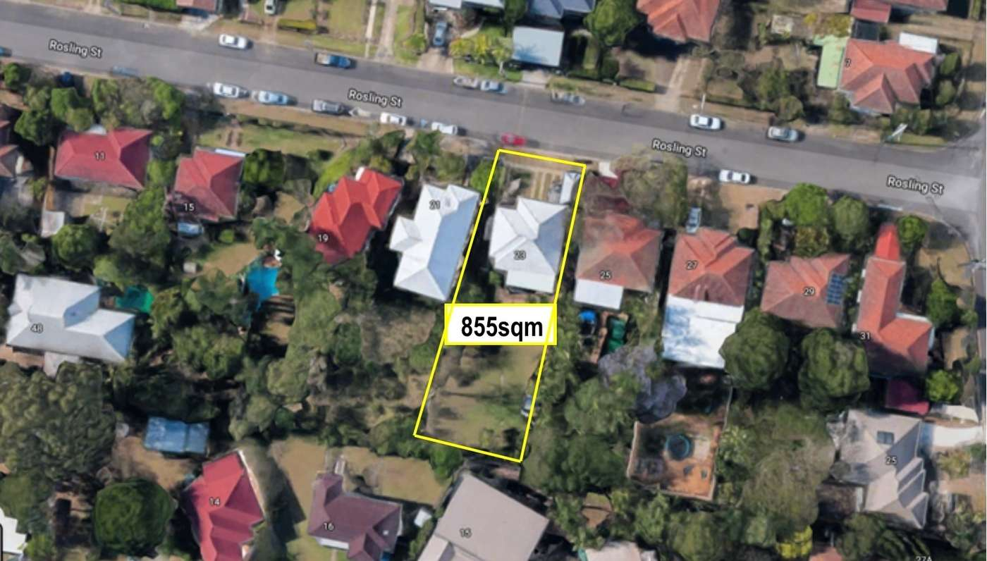 Main view of Homely house listing, 23 Rosling Street, Moorooka, QLD 4105