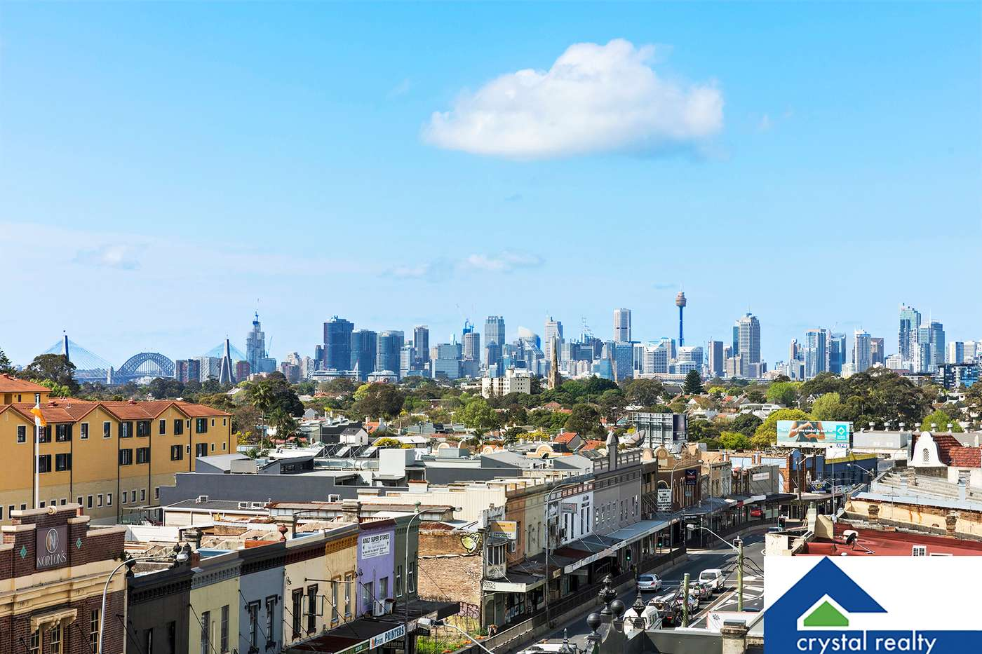 Main view of Homely unit listing, 2/504-512 Parramtatta Road, Petersham, NSW 2049