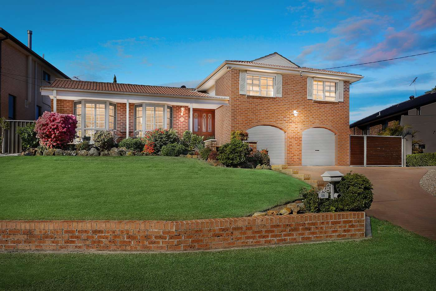 Main view of Homely house listing, 19 Linda Avenue, Bass Hill NSW 2197