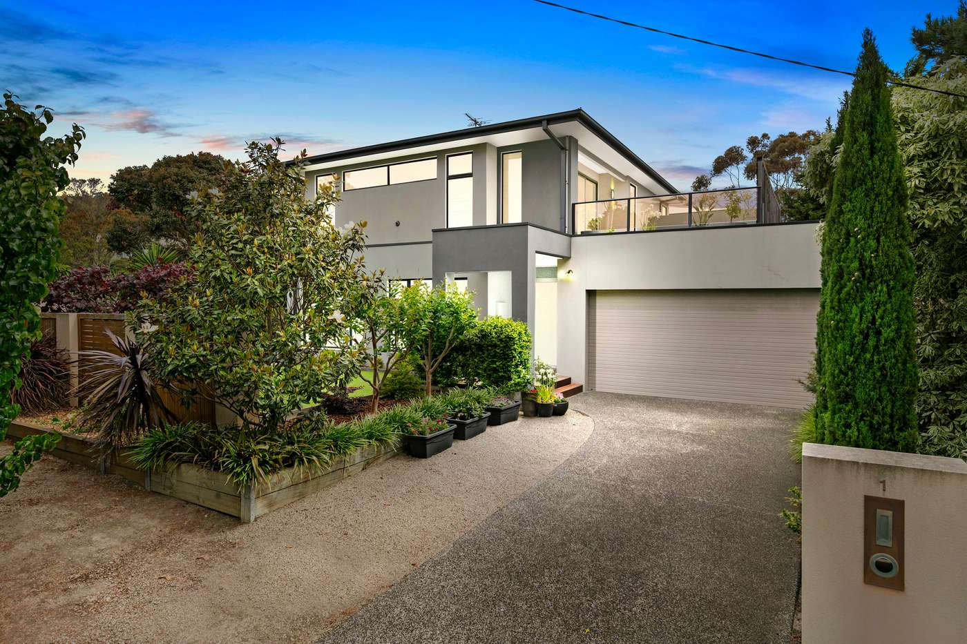 Main view of Homely townhouse listing, 1/8 Permien Street, Dromana, VIC 3936