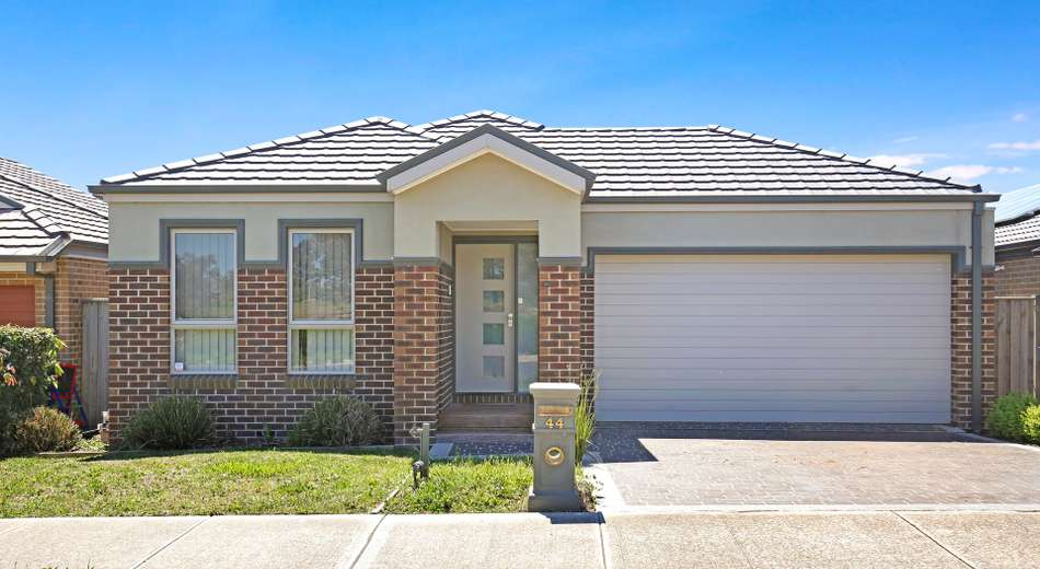 44 Pinnacle Views, Doreen VIC 3754