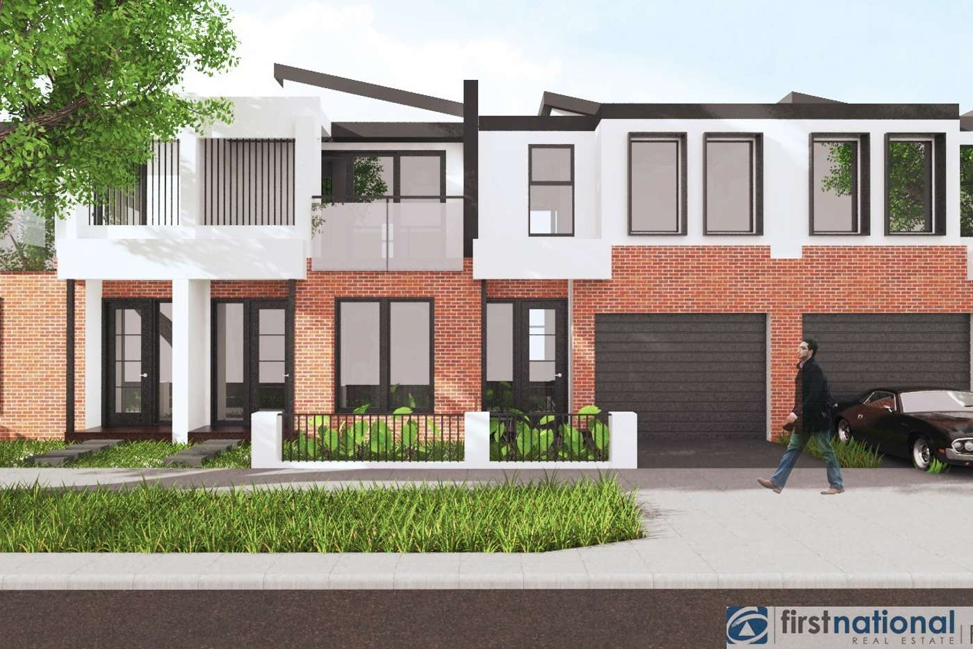 Main view of Homely townhouse listing, 1/27 Lyall Street, Cranbourne VIC 3977