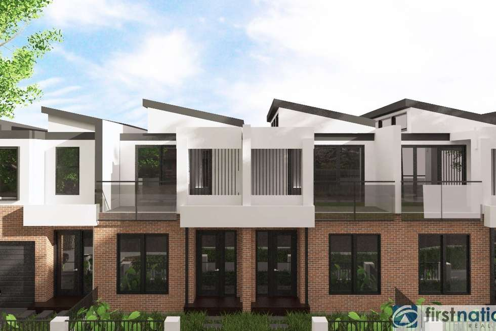 Second view of Homely townhouse listing, 1/27 Lyall Street, Cranbourne VIC 3977