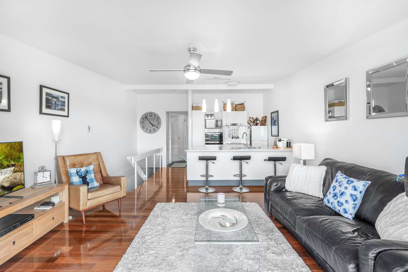Main view of Homely apartment listing, 4/11 Arnold Street, Manly, QLD 4179