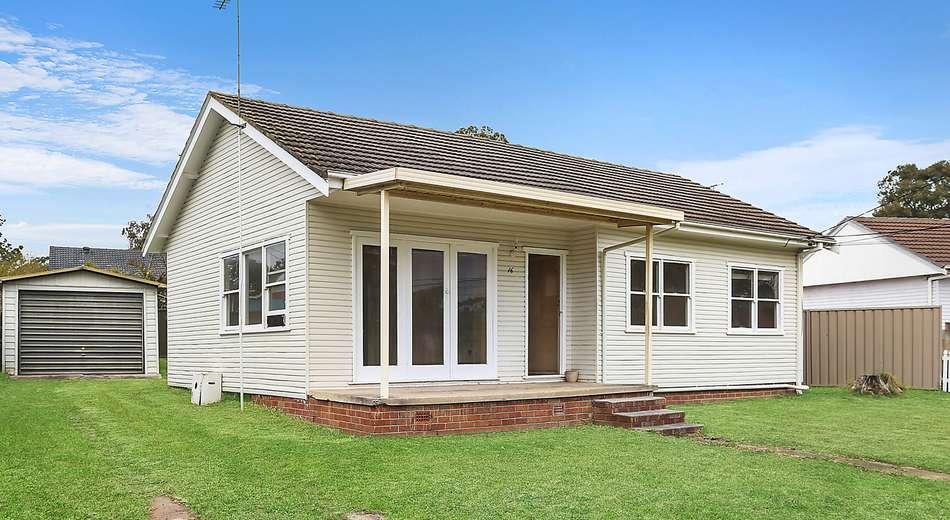 16 Burdett Crescent, Blacktown NSW 2148