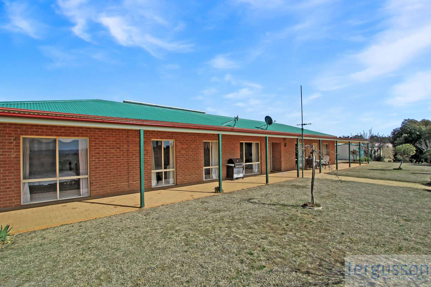 Main view of Homely rural listing, 124 Bunyanvale Road, Cooma, NSW 2630