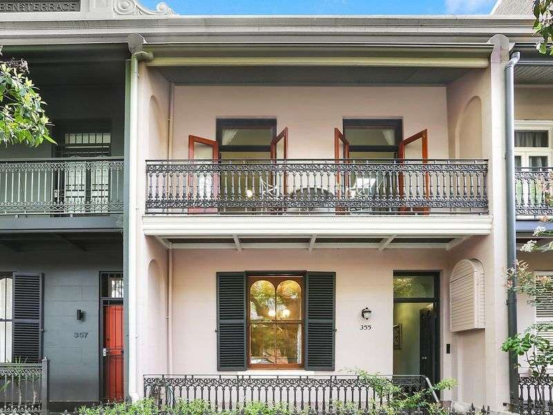 Main view of Homely house listing, 355 Riley Street, Surry Hills, NSW 2010