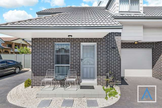 4/86 Canberra Street, Oxley Park NSW 2760