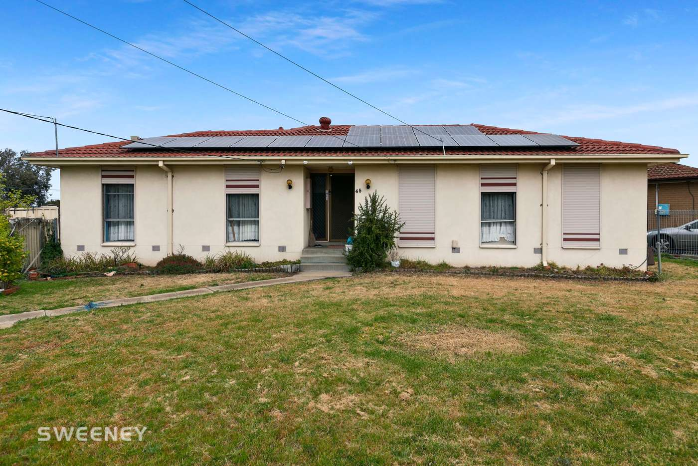 Main view of Homely house listing, 45 Warmington Road, Sunshine West VIC 3020