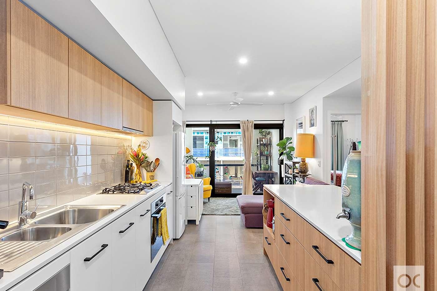 Main view of Homely apartment listing, 307/1 Kevin Taylor Lane, Bowden SA 5007