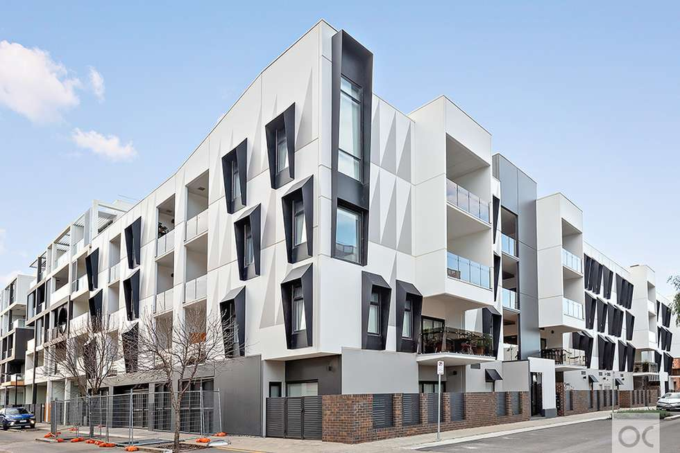 Second view of Homely apartment listing, 307/1 Kevin Taylor Lane, Bowden SA 5007