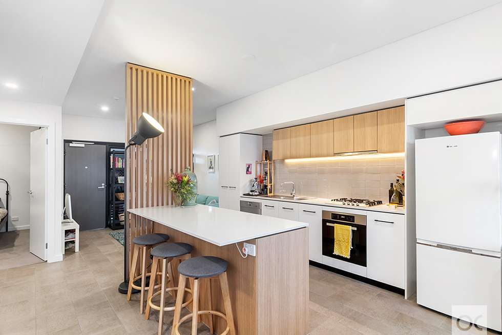 Third view of Homely apartment listing, 307/1 Kevin Taylor Lane, Bowden SA 5007