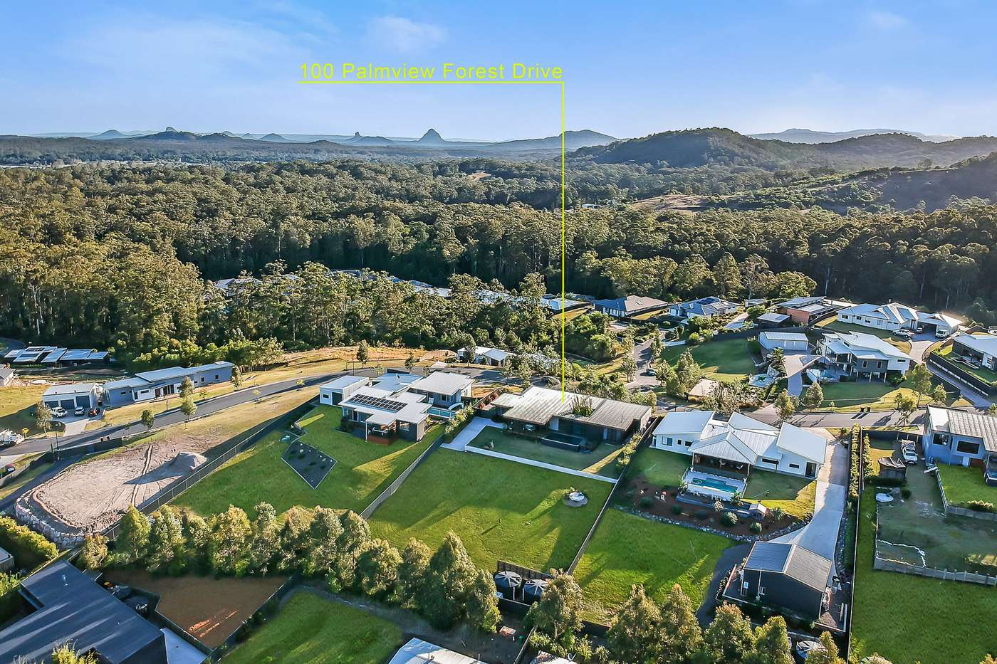 Main view of Homely house listing, 100 Palmview Forest Drive, Palmview, QLD 4553