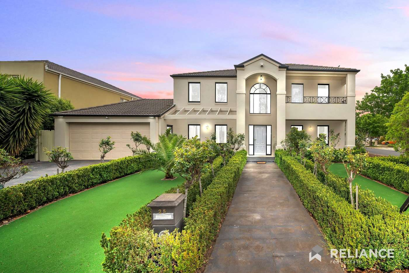 Main view of Homely house listing, 25 Blenheim Way, Caroline Springs, VIC 3023