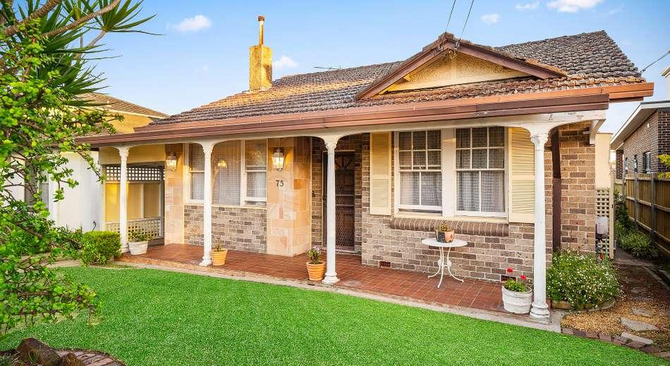 75 First Avenue, Rodd Point NSW 2046