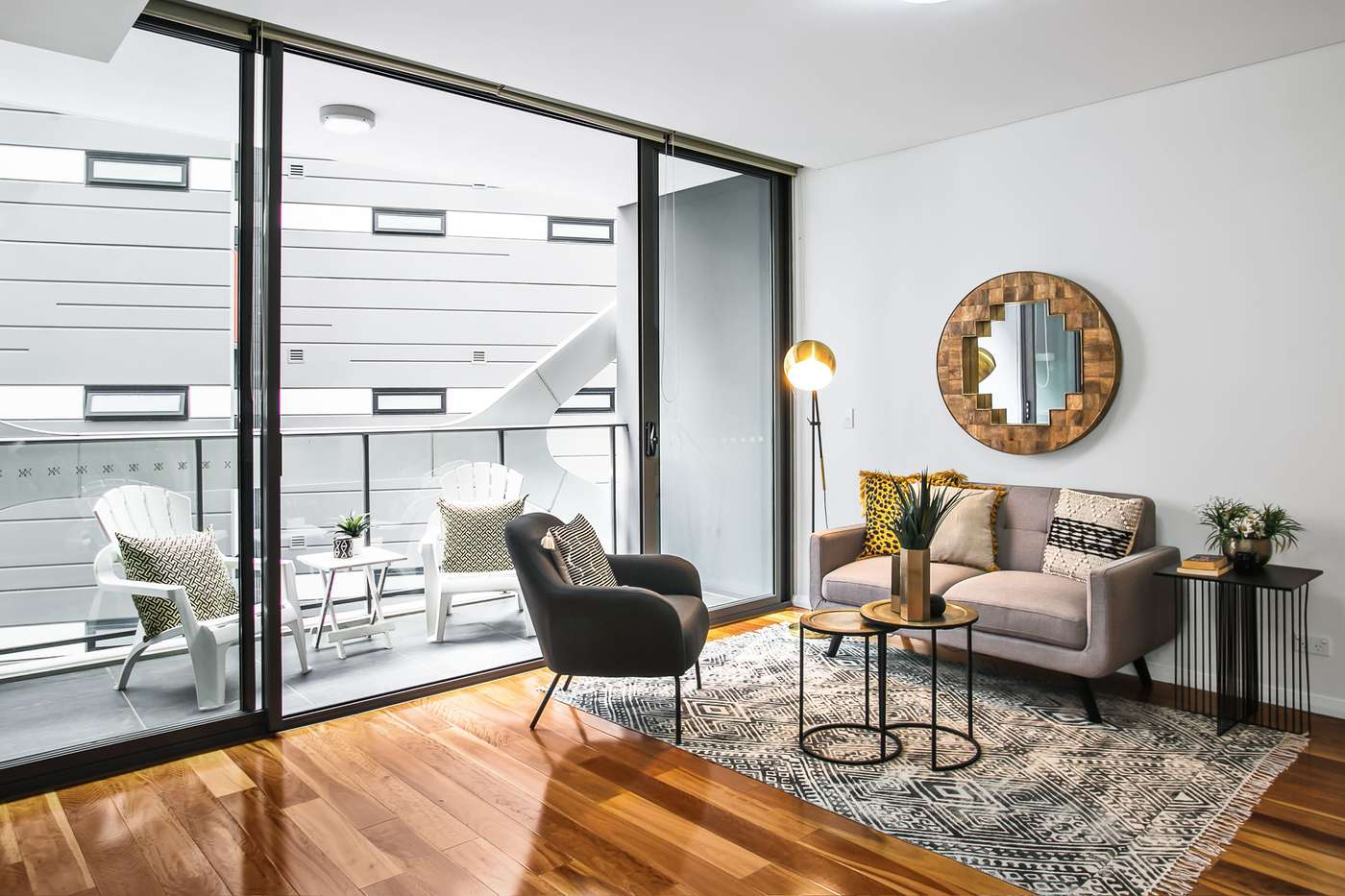 Main view of Homely apartment listing, 208/20 McGill Street, Lewisham, NSW 2049