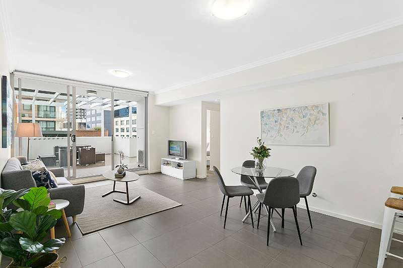 Main view of Homely apartment listing, 605/36-46 Cowper Street, Parramatta, NSW 2150