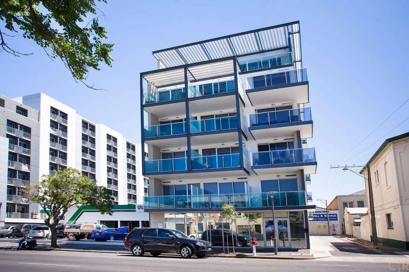 Main view of Homely apartment listing, 305/288 Waymouth Street, Adelaide, SA 5000