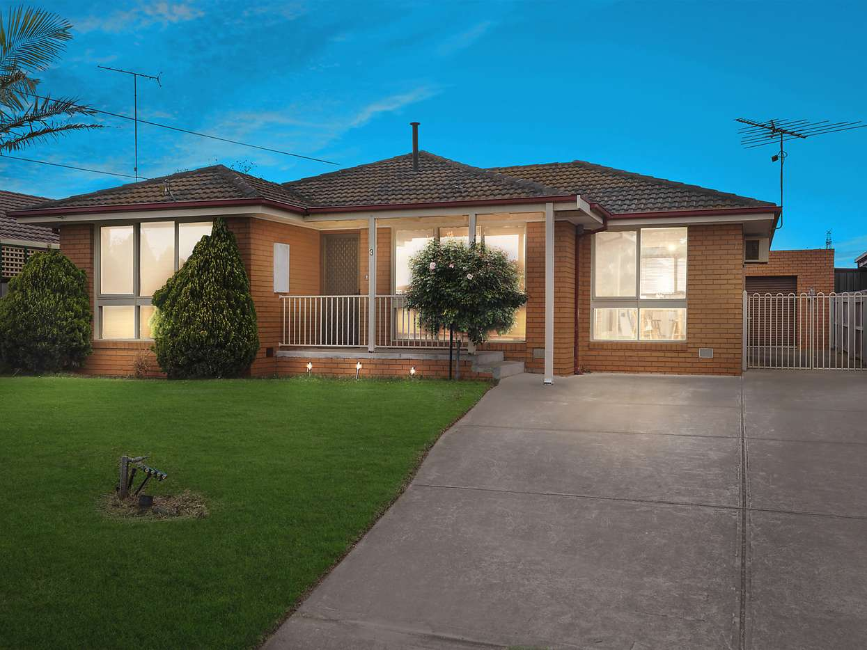 Main view of Homely house listing, 3 Bluegum Court, Corio, VIC 3214