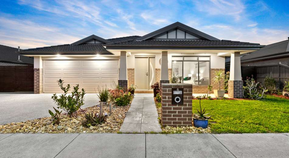 6 Moonlight Rise, Cranbourne East VIC 3977