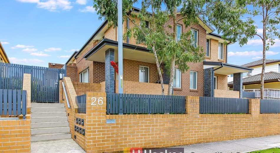 2/26 Rowley Road, Guildford NSW 2161