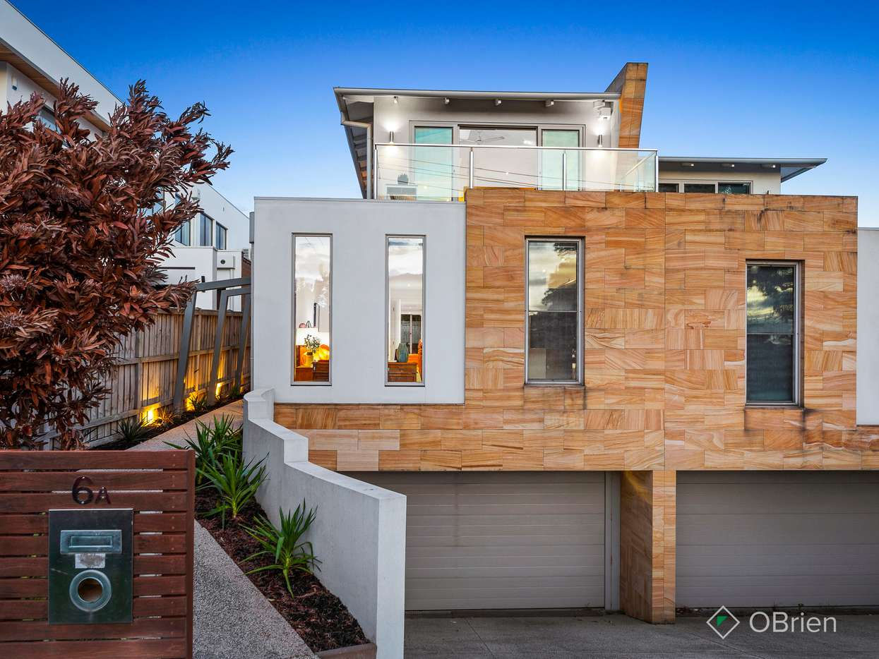Main view of Homely townhouse listing, 6a College Grove, Black Rock, VIC 3193