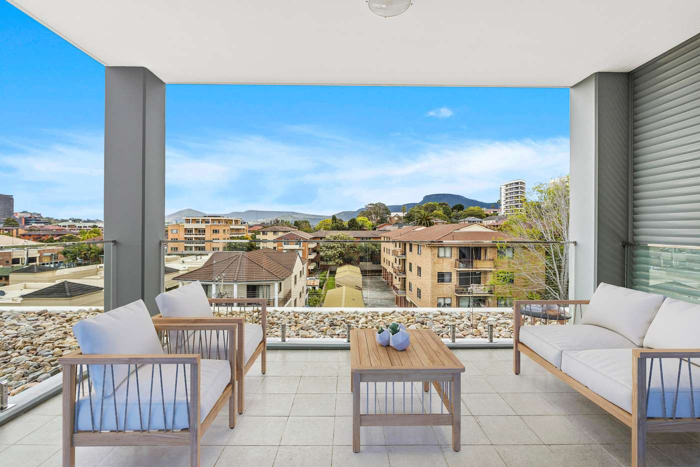 Fifth view of Homely apartment listing, 12/19-21 Kembla Street, Wollongong NSW 2500