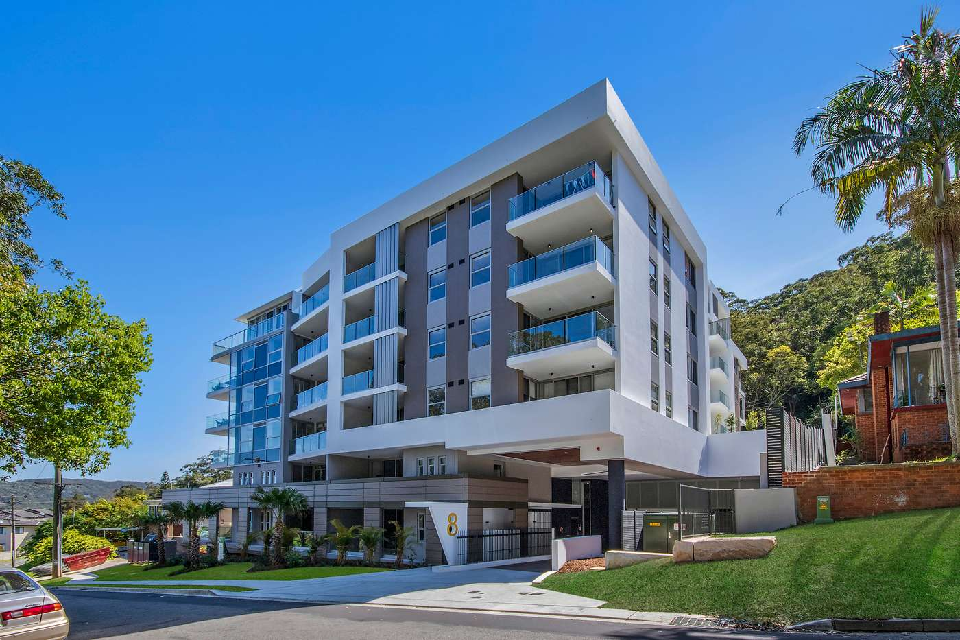 Main view of Homely unit listing, 309/8 Kendall Street, Gosford, NSW 2250