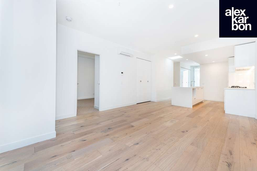 Third view of Homely apartment listing, 322/111 Canning Street, North Melbourne VIC 3051