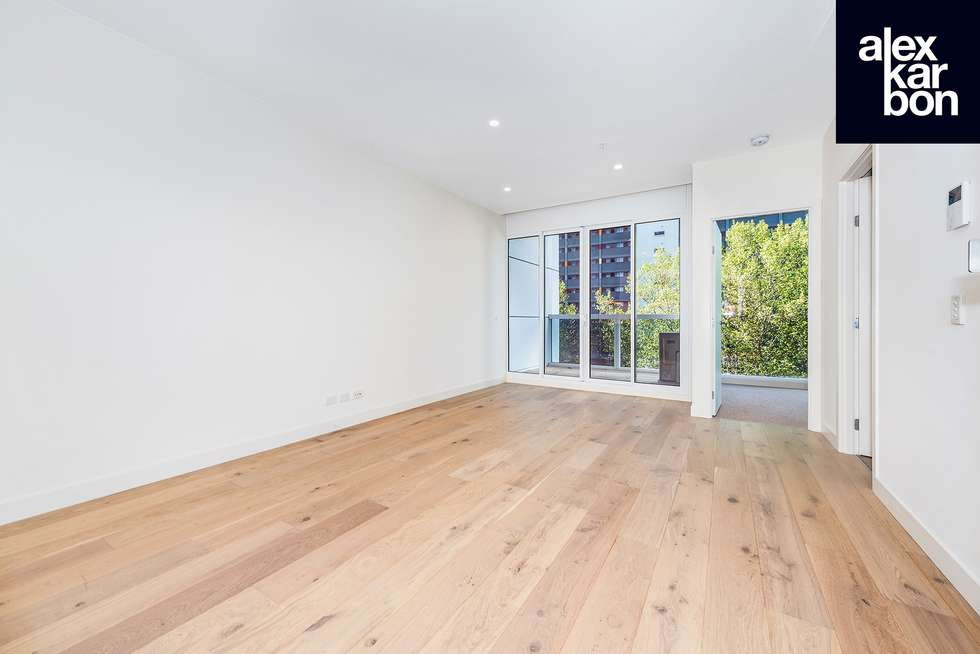 Fourth view of Homely apartment listing, 322/111 Canning Street, North Melbourne VIC 3051