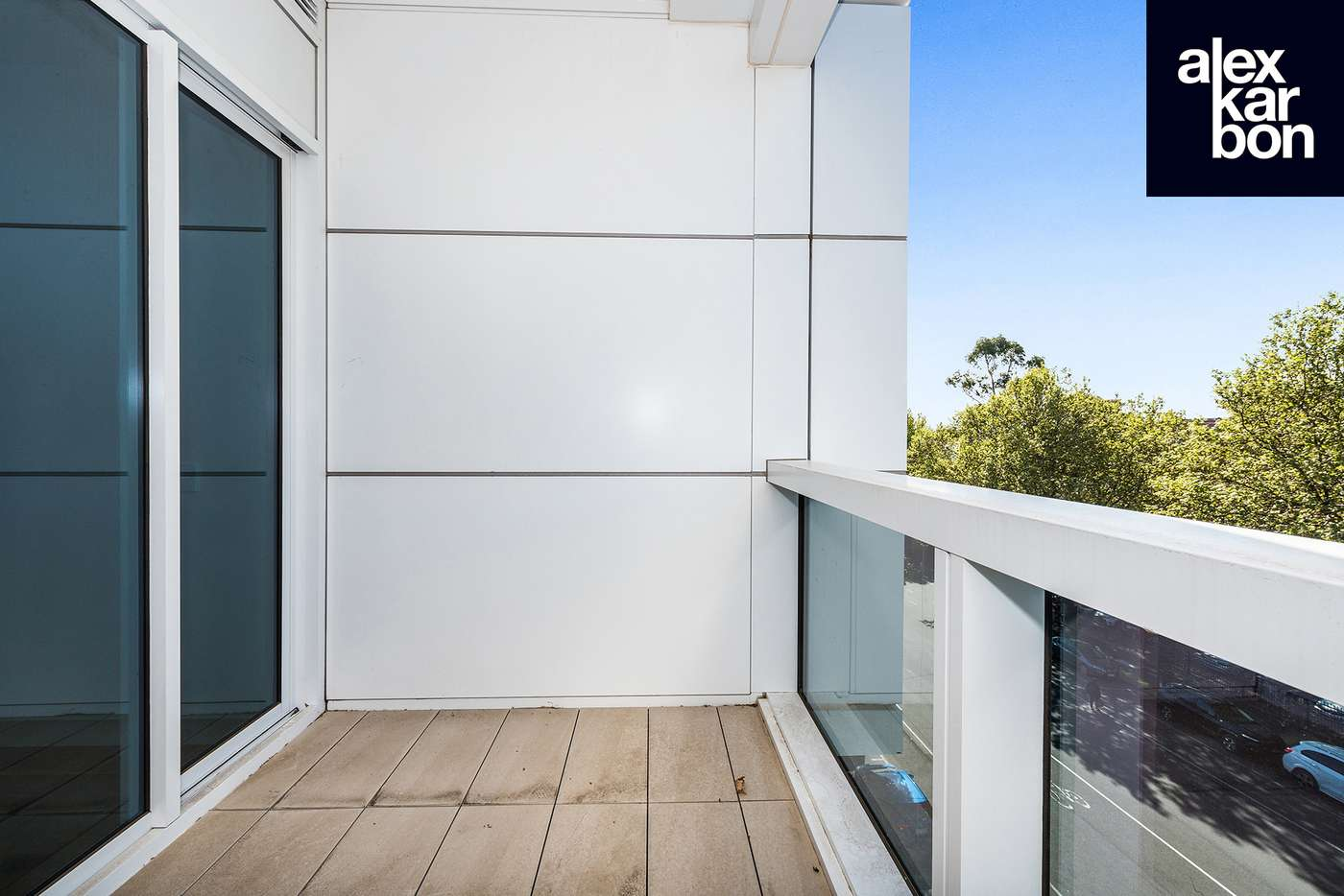 Fifth view of Homely apartment listing, 322/111 Canning Street, North Melbourne VIC 3051