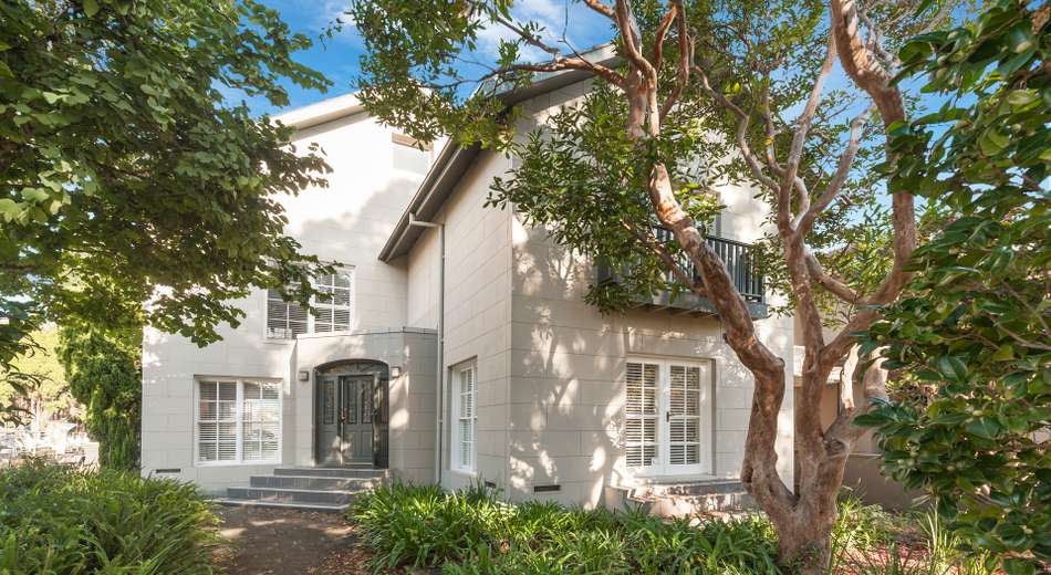 43 Barons Crescent, Hunters Hill NSW 2110