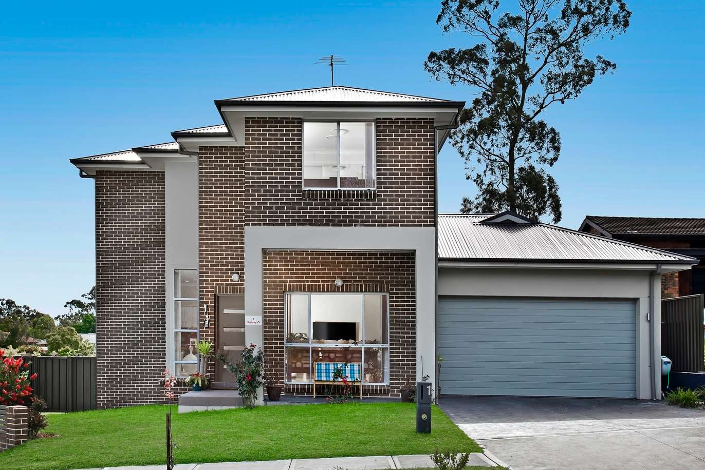 Main view of Homely house listing, 1 Gathrey Crescent, Kings Langley, NSW 2147