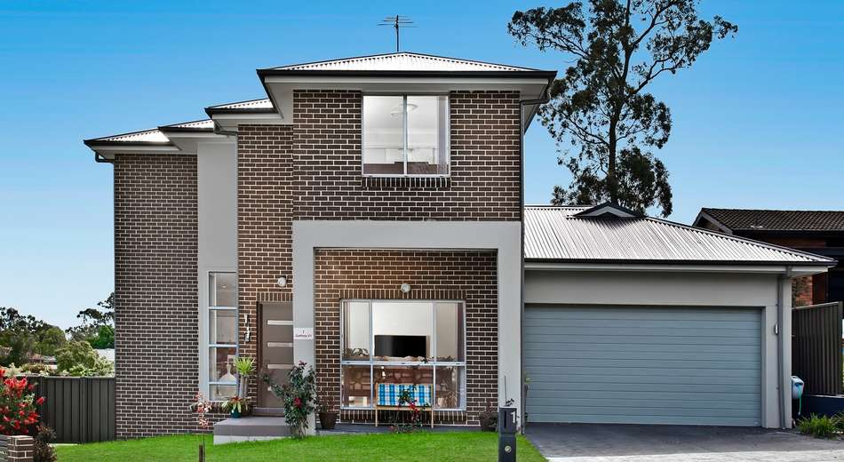 1 Gathrey Crescent, Kings Langley NSW 2147