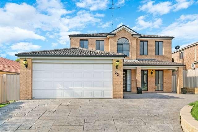 22 Exbury Road, Kellyville NSW 2155