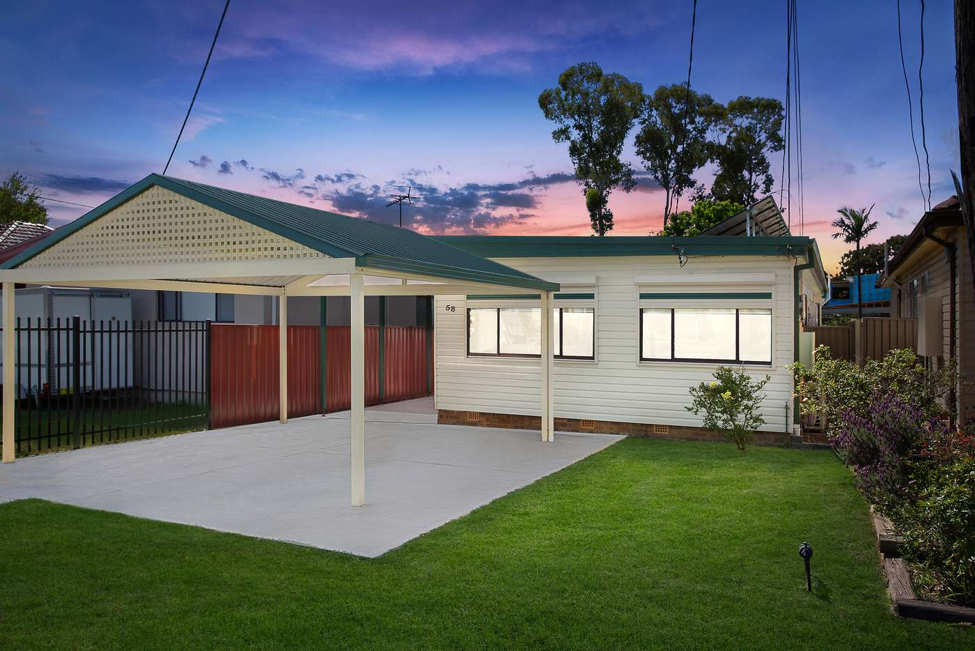 Main view of Homely house listing, 58 Beatrice Street, Bass Hill NSW 2197