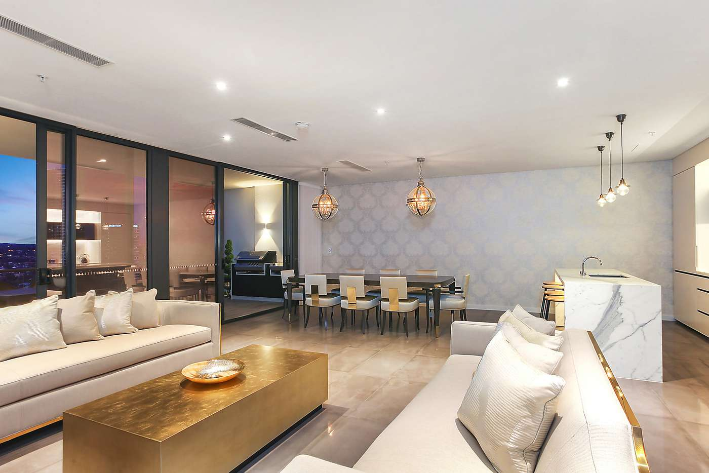 Main view of Homely apartment listing, 2805/45 Macquarie Street, Parramatta NSW 2150