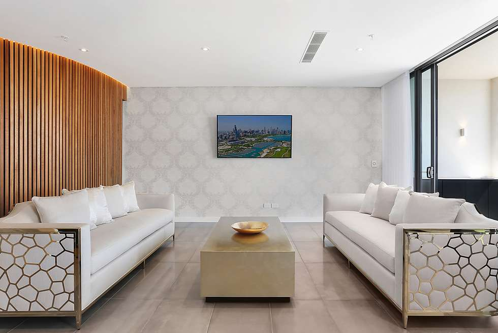 Third view of Homely apartment listing, 2805/45 Macquarie Street, Parramatta NSW 2150