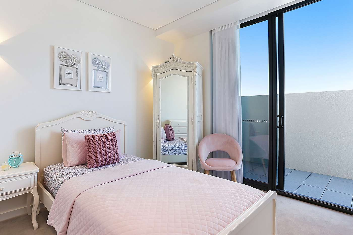 Sixth view of Homely apartment listing, 2805/45 Macquarie Street, Parramatta NSW 2150