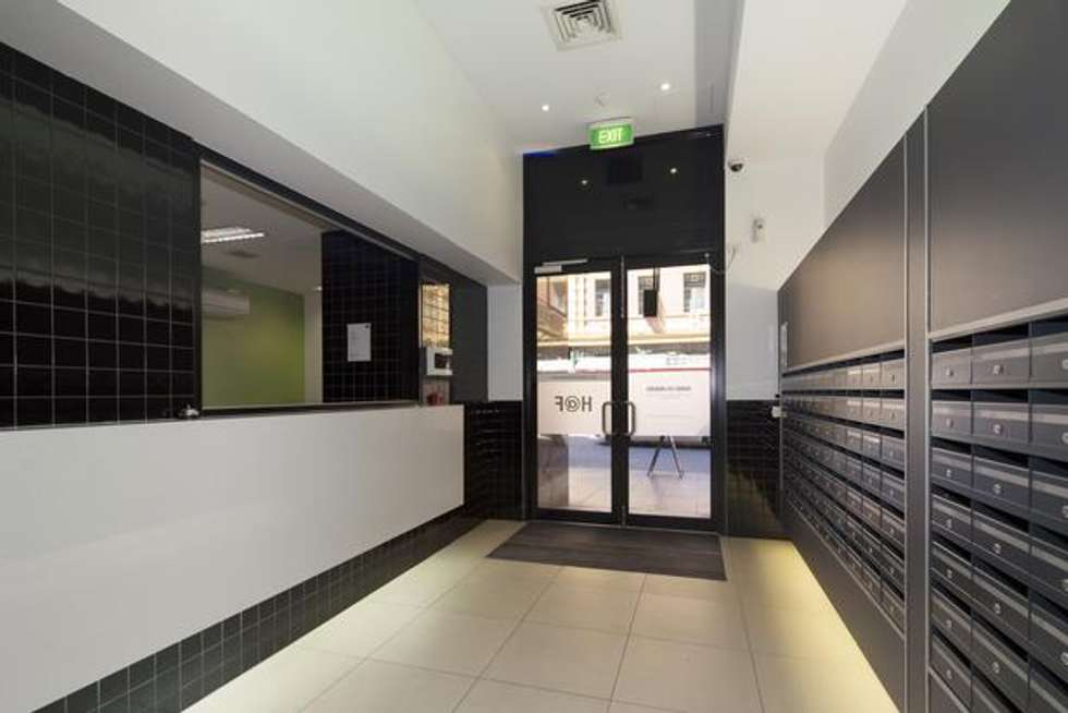 Second view of Homely studio listing, 1318/268 Flinders Street, Melbourne VIC 3000