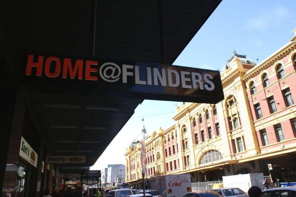 Third view of Homely studio listing, 1318/268 Flinders Street, Melbourne VIC 3000