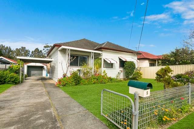 5 Nowra Street, Merrylands NSW 2160