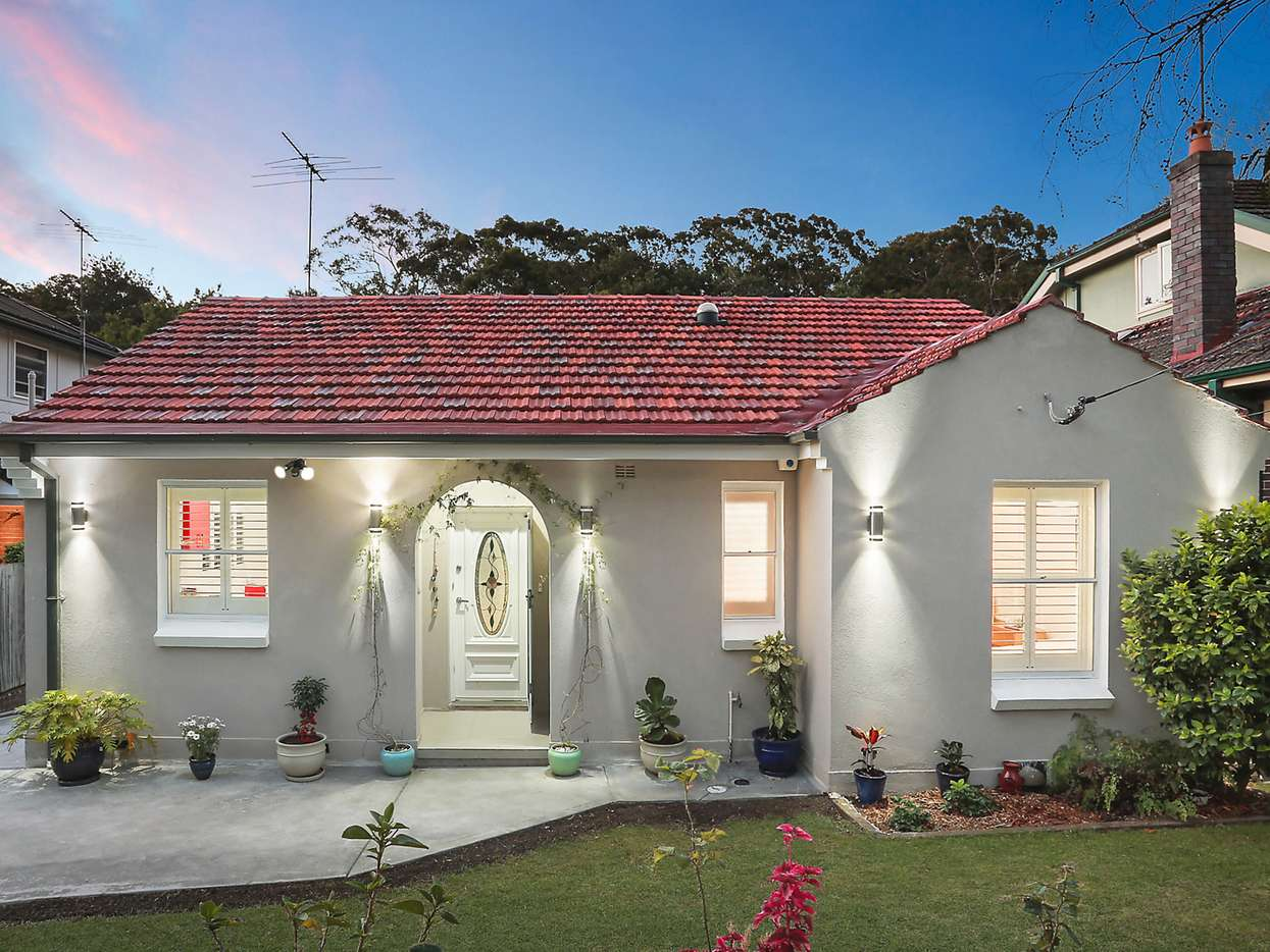 Main view of Homely house listing, 23 Alexander Parade, Roseville, NSW 2069