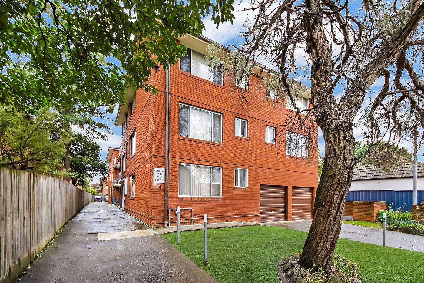 Main view of Homely unit listing, 3/14-16 The Trongate, Granville, NSW 2142