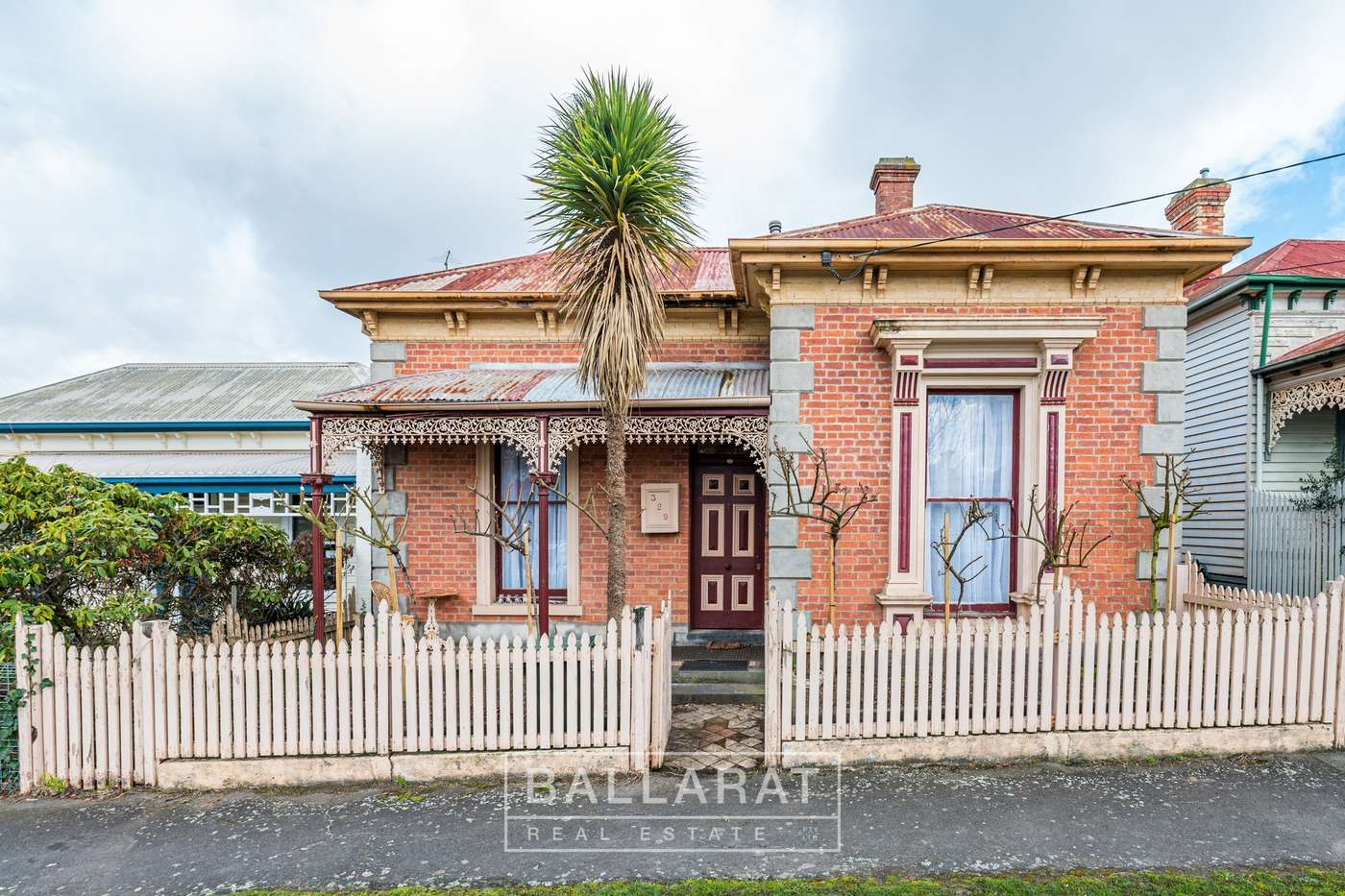 Main view of Homely house listing, 329 Armstrong Street, Soldiers Hill, VIC 3350